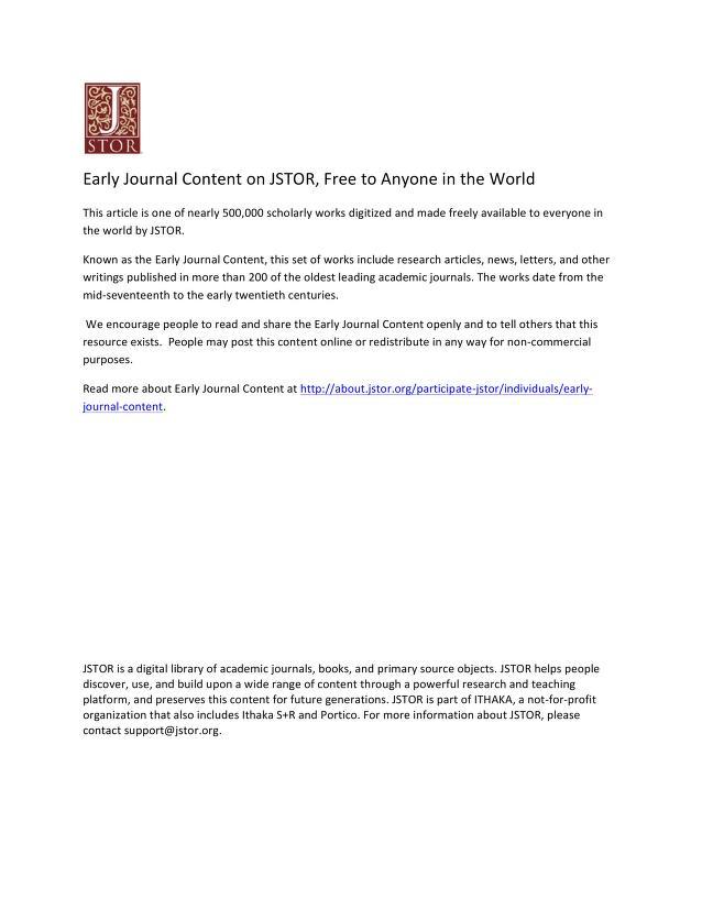 Eliakim Hastings Moore - Concerning Klein's Group of (n + 1)! n-Ary Collineations