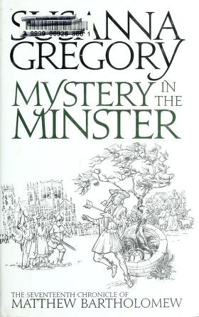 Cover of: Mystery in the minster | Susanna Gregory