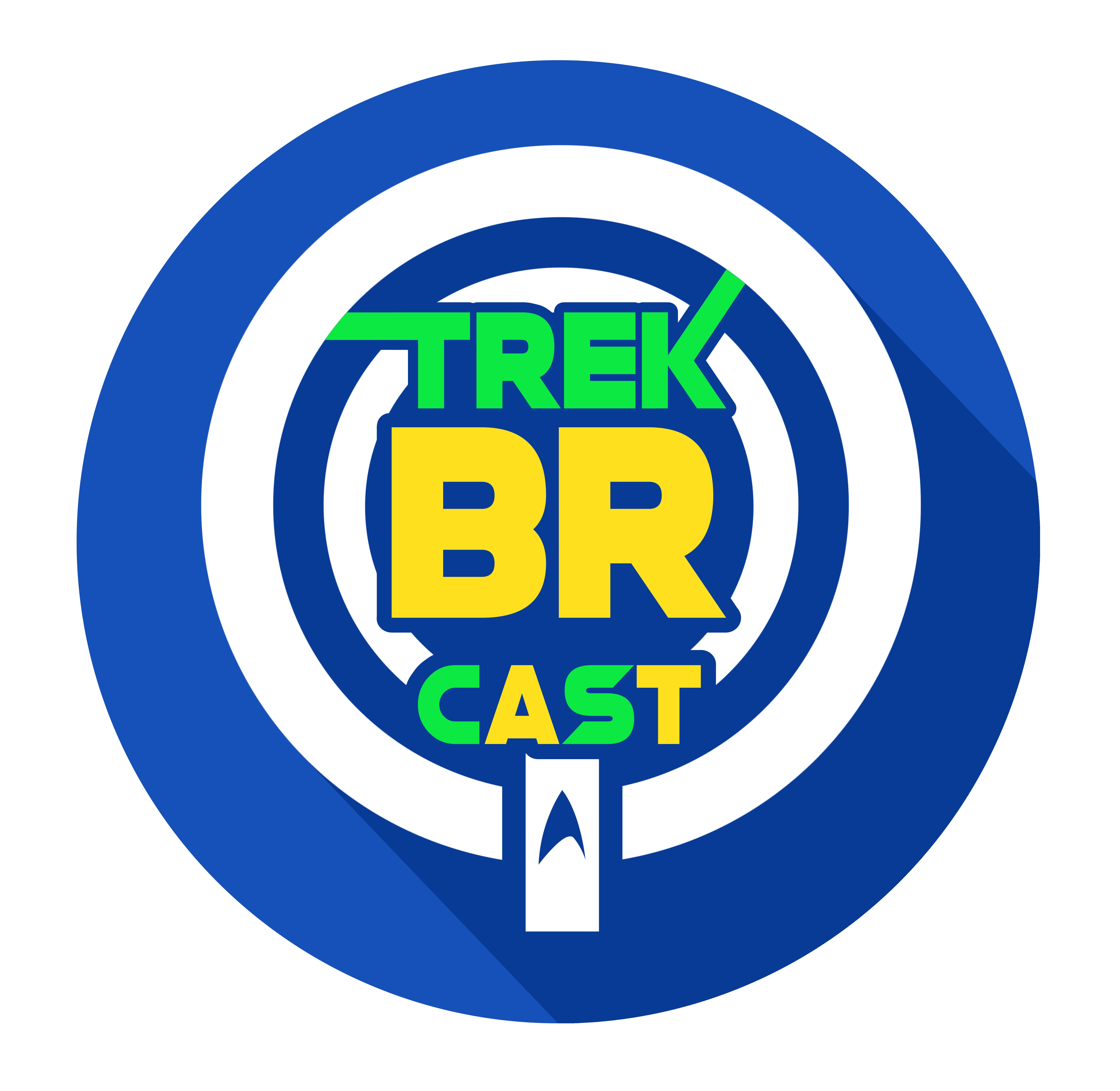 LANÇAMENTO: Trek BR Cast – A Rede de Podcasts Trekkers Brasileiros