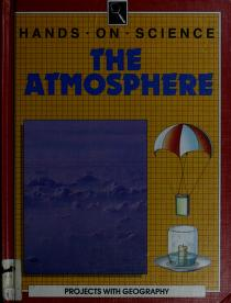 Cover of: The atmosphere | John Owen Edward Clark