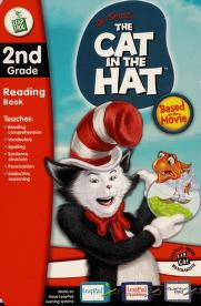 """Cover of: LEAPPAD """"DR SEUSS'S CAT IN THE HAT"""" READING BOOK & CARTRIDGE (LEAPPAD, 2ND GRADE) 