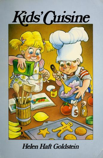 Cover of: Kids' cuisine | Helen Haft Goldstein