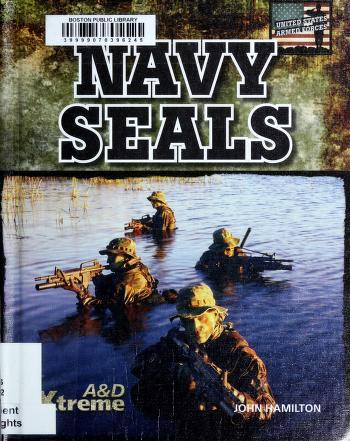Cover of: Navy SEALs   Hamilton, John